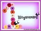 Blogaversry