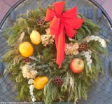 Christmas Wreaths Day Three