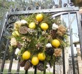Wreaths of Christmas DaySix