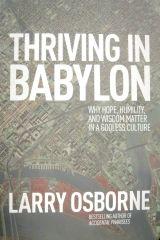 Thriving In Babylon BookReview