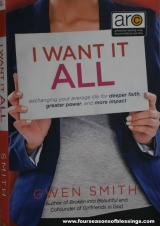 I want It All Book Review